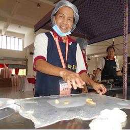 新馬寺人氣美食 印度煎餅飄香